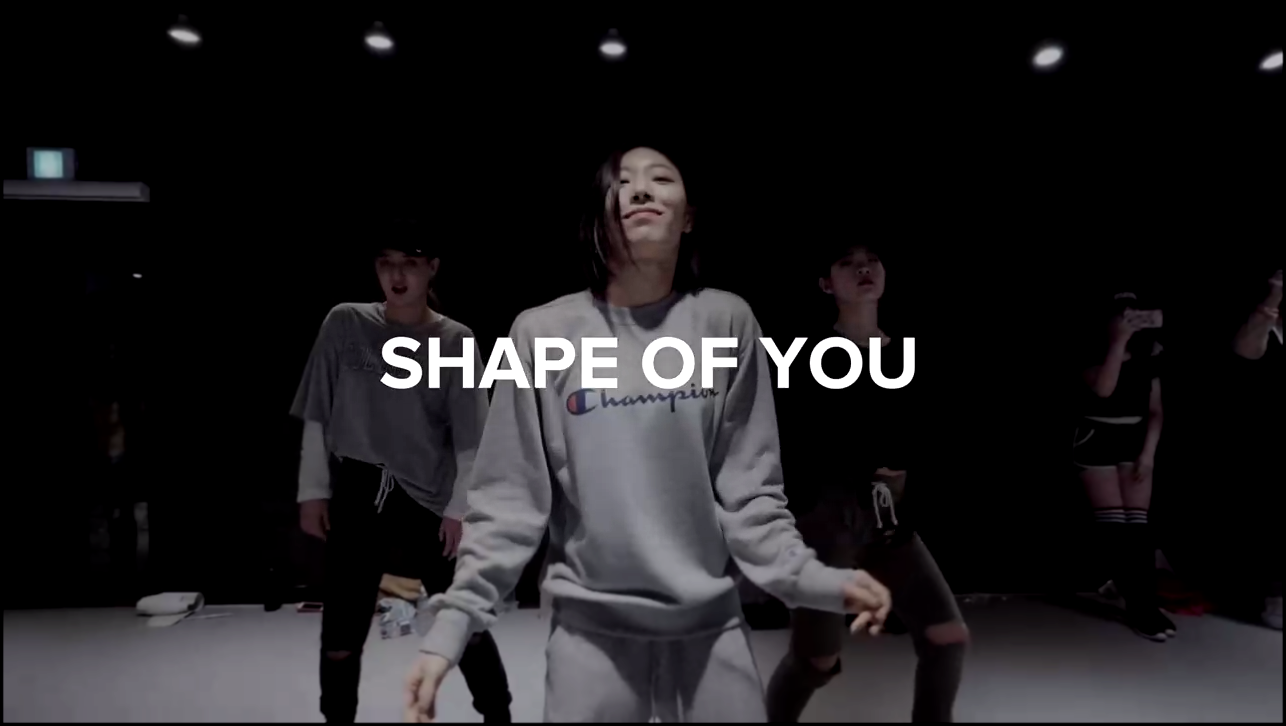 Видеоклип Lia Kim/ Shape of You - Ed Sheeran
