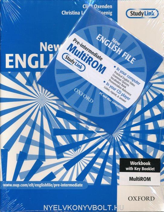 new english file pre intermediate pdf workbook